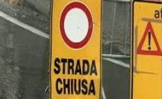 Crolla un pezzo di Provinciale, chiusa la strada alternativa per Ferrara