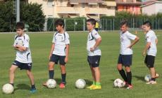 Grignano, campus con i tecnici del Parma