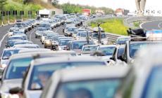 Week end da bollino nero: A13 già super trafficata in entrambe le direzioni