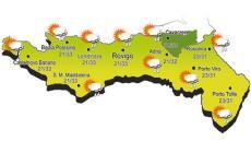 Che tempo fa, le previsioni di mercoledì 9 agosto