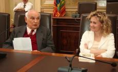 Il ministro rende omaggio a Toni Cibotto