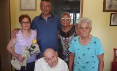 Auguri dal sindaco e dalla comunità al 106enne di Baricetta