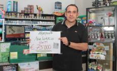 Vince quasi 80mila euro al 10eLotto in tabaccheria a Villadose