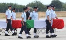 Barcellona, atterrato a Verona l'aereo con le due vittime italiane