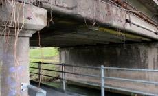 Controlli sulla tenuta dei ponti sull'Adigetto