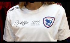 Arriva la maglia celebrativa della 1000esima vittoria in Campionato