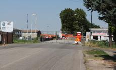 Via Amendola chiude al traffico per lavori