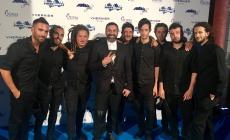 Psycodrummers ospiti d'onore alla Celebrity Fight Night