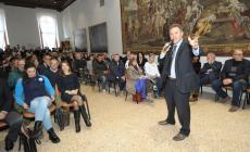 Sport in festa a Palazzo Roncale: consegnati 38 premi
