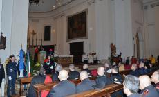 """I carabinieri festeggiano la """"Virgo Fidelis"""""""