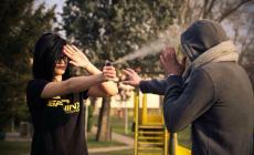 Spray al peperoncino, ecco il corso di addestramento