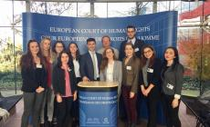 Caso Berlusconi, 11 studenti a Strasburgo