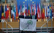 Giovani Padani di scena al Parlamento Europeo