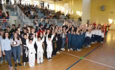 Oltre 500 giovani, festeggiato speciale lo sport