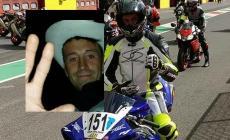 """Addio a Federico: """"Venite in moto, lui lo vorrebbe"""""""