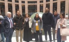 Sei studenti in missione a Strasburgo