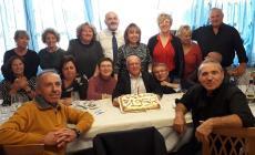 Hanno fatto le elementari insieme e insieme oggi festeggiano 60 anni