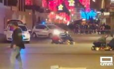 Attentato a Strasburgo, polesani barricati in hotel