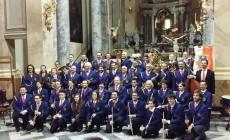 Il grande concerto della solidarietà: la banda suona per Rocca Pietore