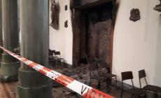 Incendio in chiesa, si spostano i funerali