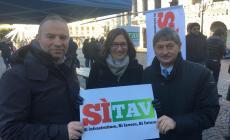 """Sì a Tav e infrastrutture"": Prando e Pigaiani alla manifestazione di Verona"
