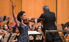 Maristella Patuzzi, bambina prodigio del violino vola a Tokio