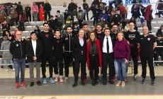 Oltre 800 bambini incontrano i campioni dell'Alva Inox Delta Volley
