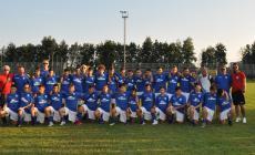 I giovanissimi del Rovigo vincono il girone