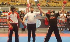Il Cipriani Area Sport ci prende gusto all'Austrian Classics Worldcup della WAKO
