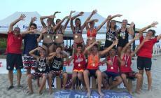 Insand Cup: la pallavolo arriva in spiaggia