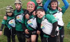 Mini Rugby a Villadose con una sconfitta per l'Under 18