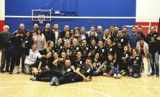 La Project Star Volley corona il sogno della Serie D