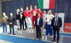 Grande spettacolo per la seconda giornata del Campionato italiano di Scherma