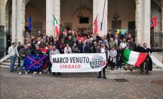 Il segretario nazionale di Casapound arriva a Rovigo