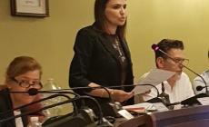 Nadia Romeo è il nuovo presidente del Consiglio Comunale