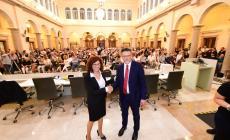 Faccia a faccia tra candidati: Gaffeo trionfa in dialettica, Gambardella punta al cuore dei cittadini