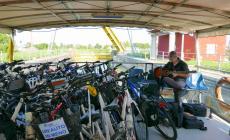 Barca e bici: ancora un appuntamento con il turismo lento