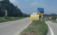 La strada riapre, è costata 255mila euro