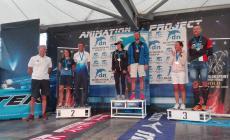 Gobatti conquista l'argento M1 a Chioggia