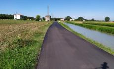Ora le strade sono sicure: completata la prima fase di manutenzione