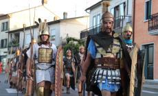 Antica Roma sfila in centro: arrivano i legionari