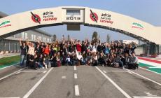"""""""La scuola in pista"""" con Team Pregnocorse, un evento indimenticabile"""