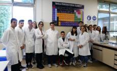 Laboratorio all'avanguardia per gli studenti