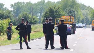 Incidente in moto, l'avvocato Bonafin e la compagna sono gravissimi