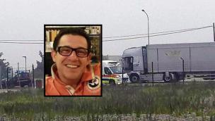 Camionista di 40 anni trovato morto