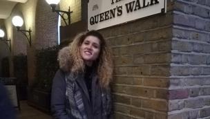 Anna: a Londra, sola andata