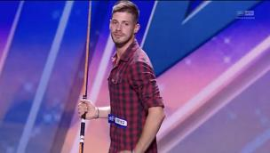 Un rodigino spopola a Italia's Got Talent