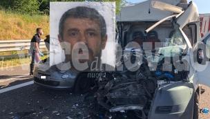 Inferno in autostrada: muore nel giorno del compleanno