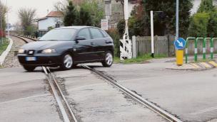 """""""Evitato il treno per due centimetri"""""""