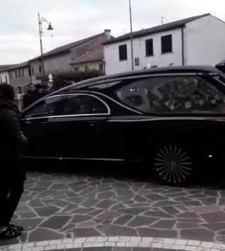 Funerale Mattia de Paoli